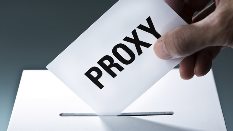 Annual Meeting Proxy Update